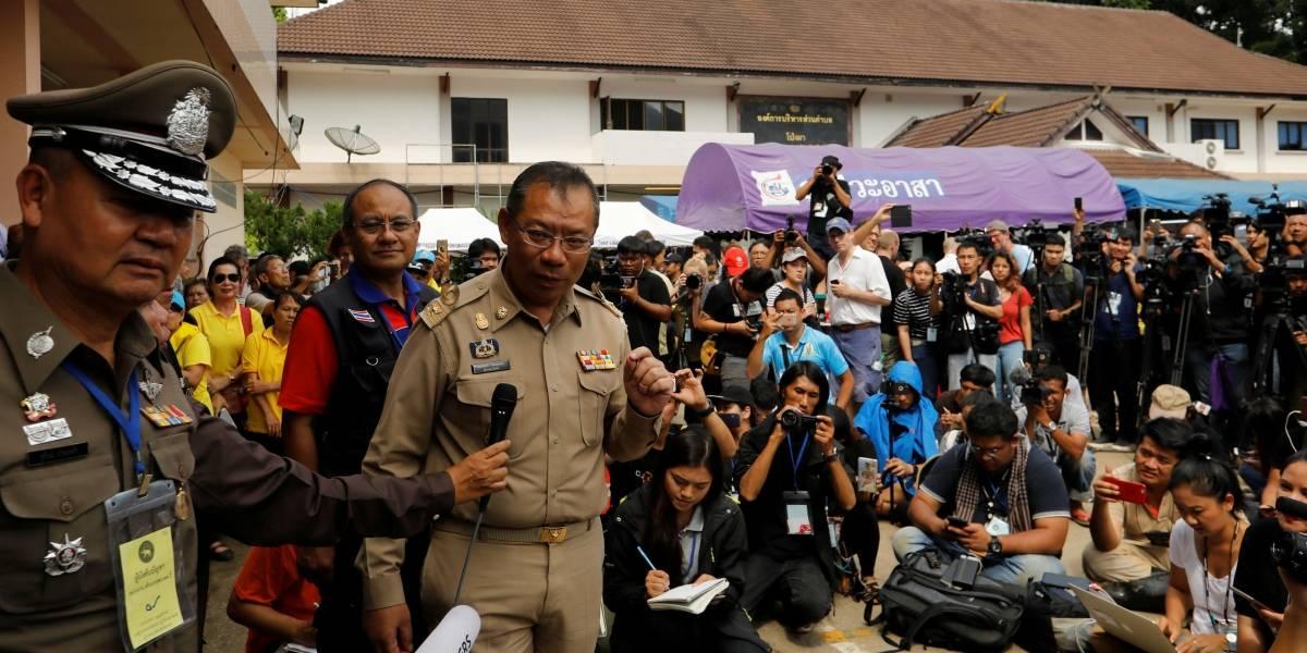 Tailândia encerra segundo dia de operações em caverna com mais quatro meninos resgatados