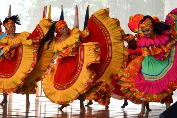 danzas folclóricas carmen lopez