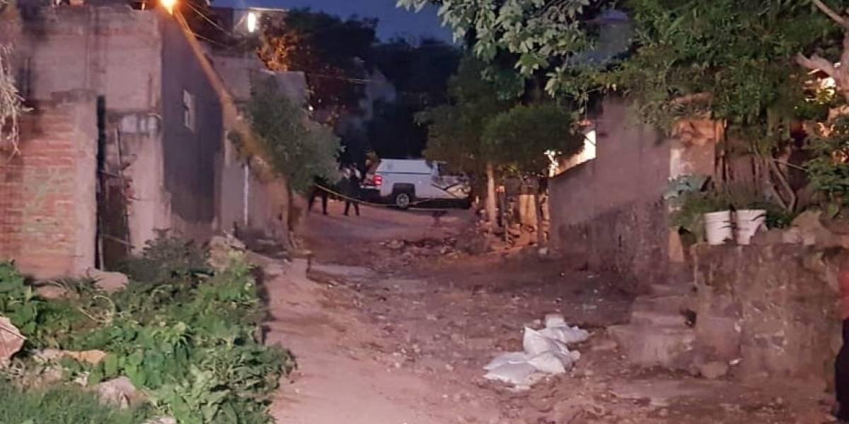Asesinan a siete durante reunión familiar en Tlaquepaque