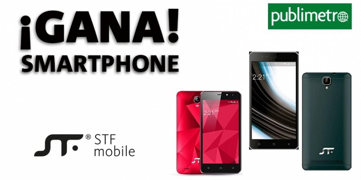 ¡Gana! smartphone