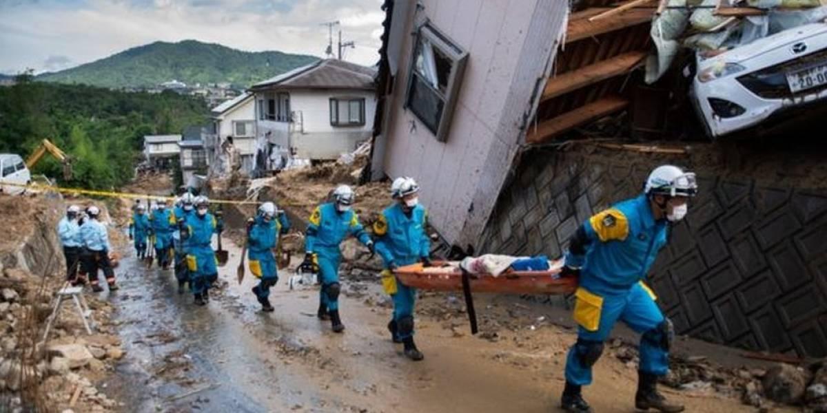 """""""Meu filho caçula pedia para a cachorra nadar"""": brasileiros perdem casas nas enchentes e vão para abrigos no Japão"""