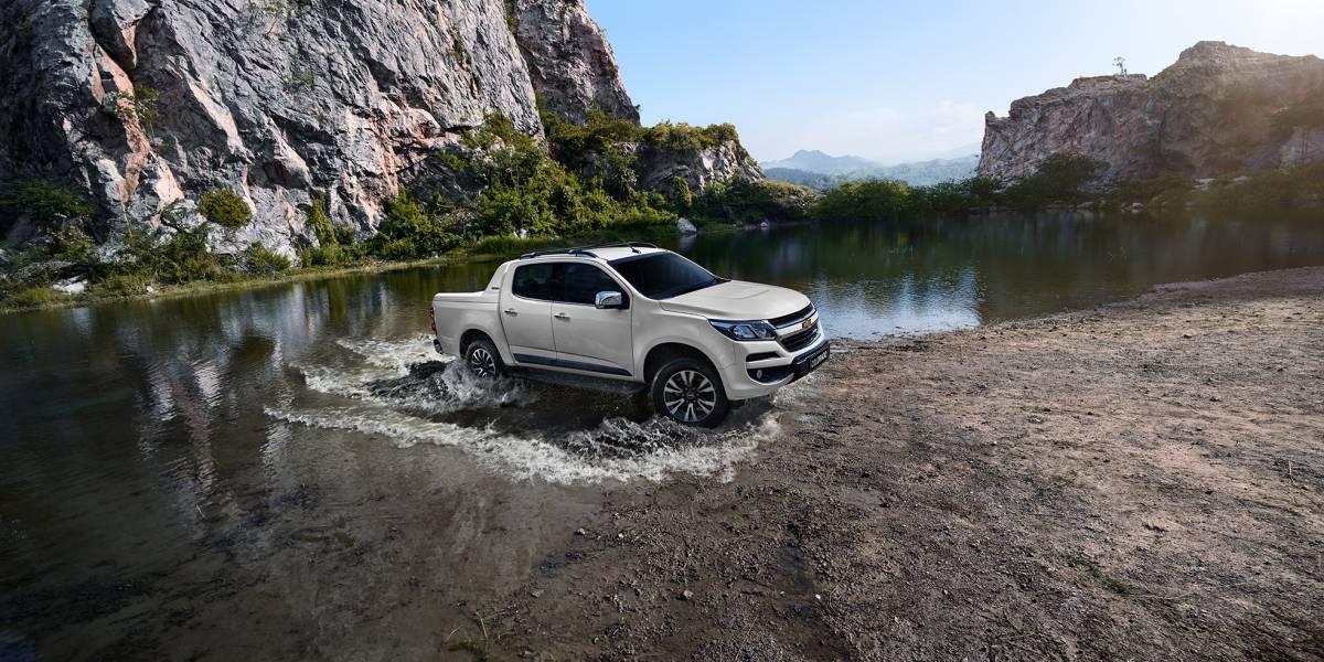 Se pone Colorado: Chevrolet lanza la nueva generación de la exitosa pick up
