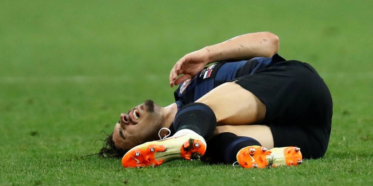 Enquanto Inglaterra recupera os seus jogadores, Croácia perde Vrsaljko