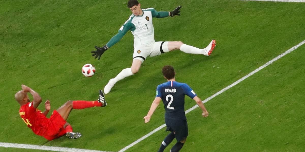AO VIVO: França vence a Bélgica e está na semifinal da Copa da Rússia