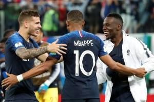 França x Croácia: casas de apostas já têm favorita
