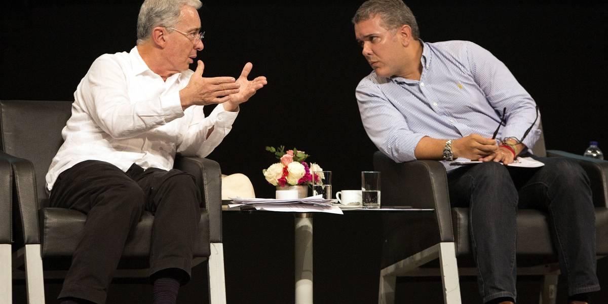¡Al fin! Iván Duque se pronunció sobre el caso de Álvaro Uribe