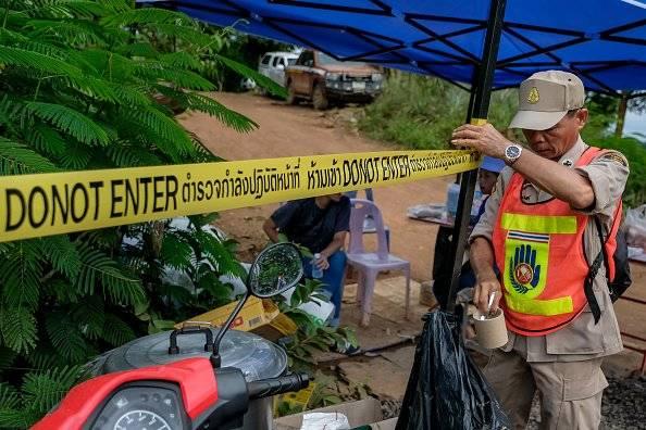 Niños atrapados en Tailandia: Finalizó la operación de rescate a los niños y a su entrenador Getty Images