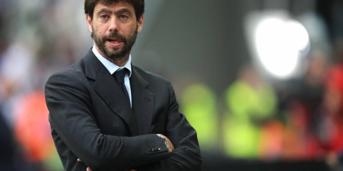 Presidente de la Juventus viaja a Grecia, ¿cerrará el fichaje de Cristiano?