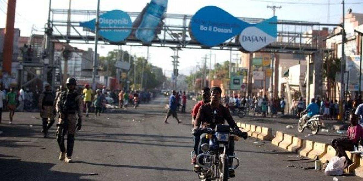 Haití vive segundo día de huelga