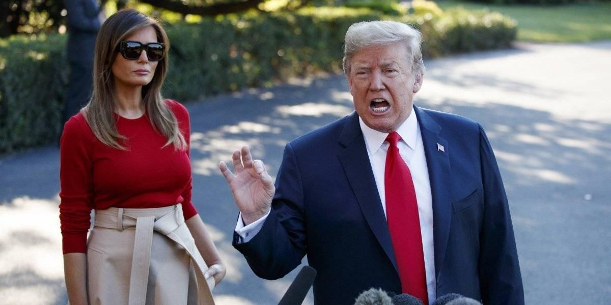 """Trump revela su solución a separación de niños en la frontera: """"Que no vengan"""""""