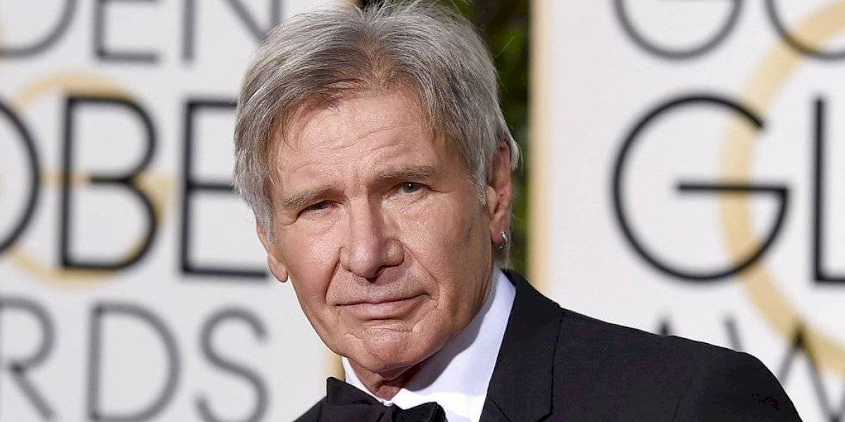 """Harrison Ford se lastima hombro durante filmación de """"Indiana Jones 5"""""""