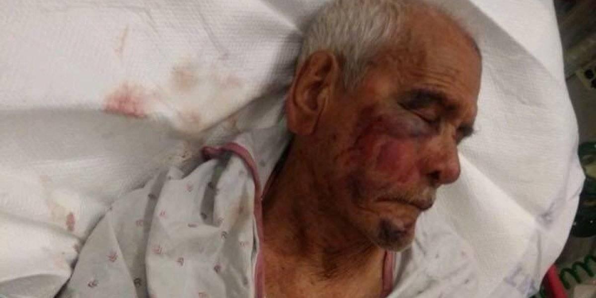 Brutal ataque racista contra abuelo latino de 91 años en Estados Unidos