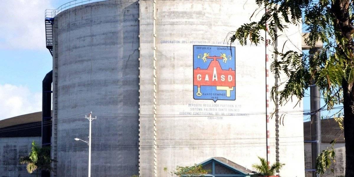 Caasd saca de servicio tres acueductos por alta turbiedad del agua