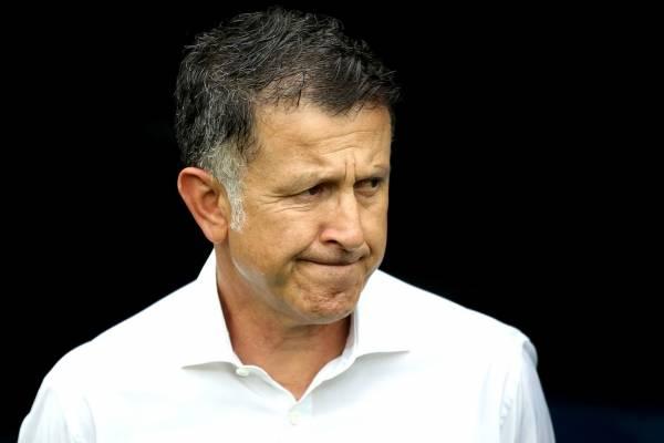 Juan Carlos Osorio no continuará en la Selección de México