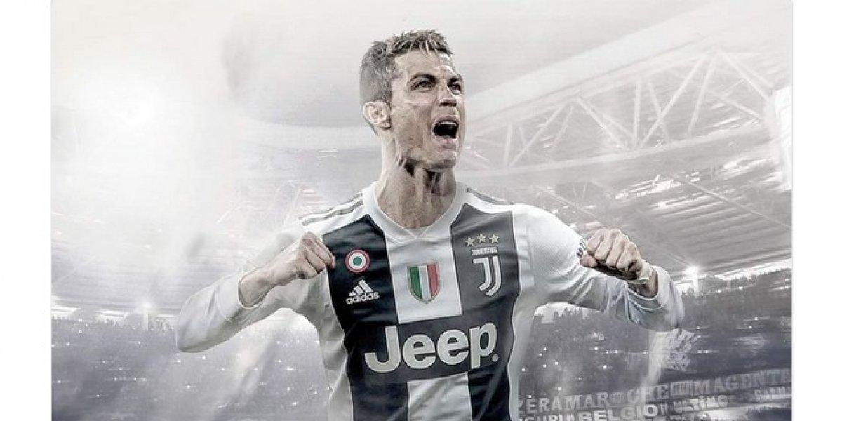 ¡Il Vecchio Signore! Cristiano Ronaldo ya es de la Juventus