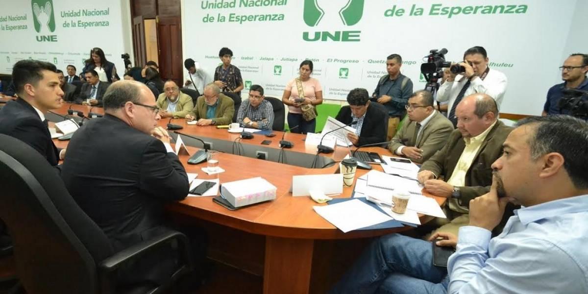Solicitan dictamen jurídico sobre gerencia de investigación fiscal