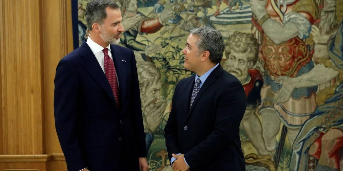 La burla de Netflix a la imprudencia de Duque con el Rey de España