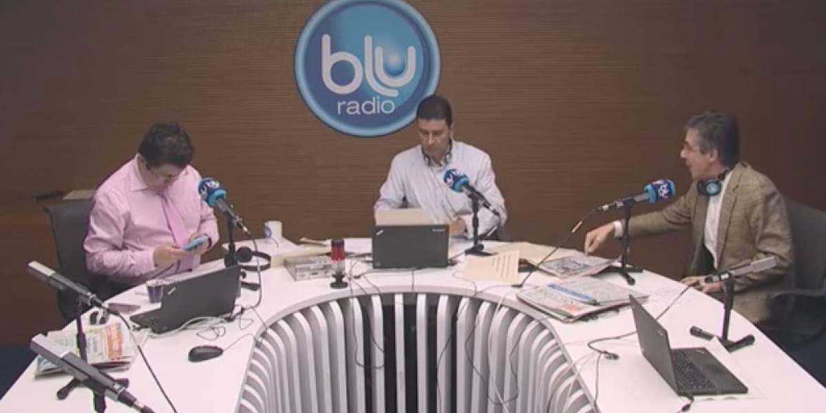 Uribistas se unen para que le quiten premio de periodismo a Blu Radio