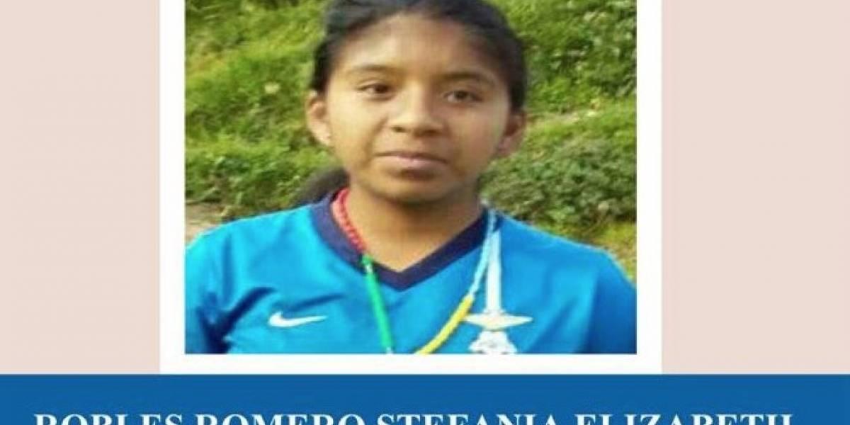 Policía Nacional localizó a cuatro niñas que estaban reportadas como desaparecidas en Quito