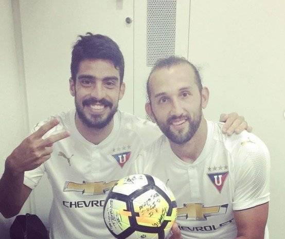 Gastón Rodríguez dijo que hay culpables de la salida de Hernán Barcos Instagram Gastón Rodríguez