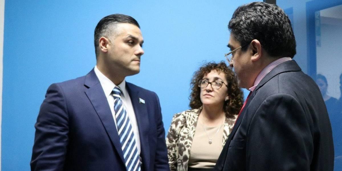 PDH recibe denuncia de diputado Luis Hernández Azmitia por supuestos actos de intimidación