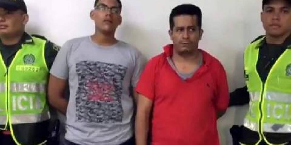 Casi linchan a dos presuntos ladrones de una joyería en Centro Comercial