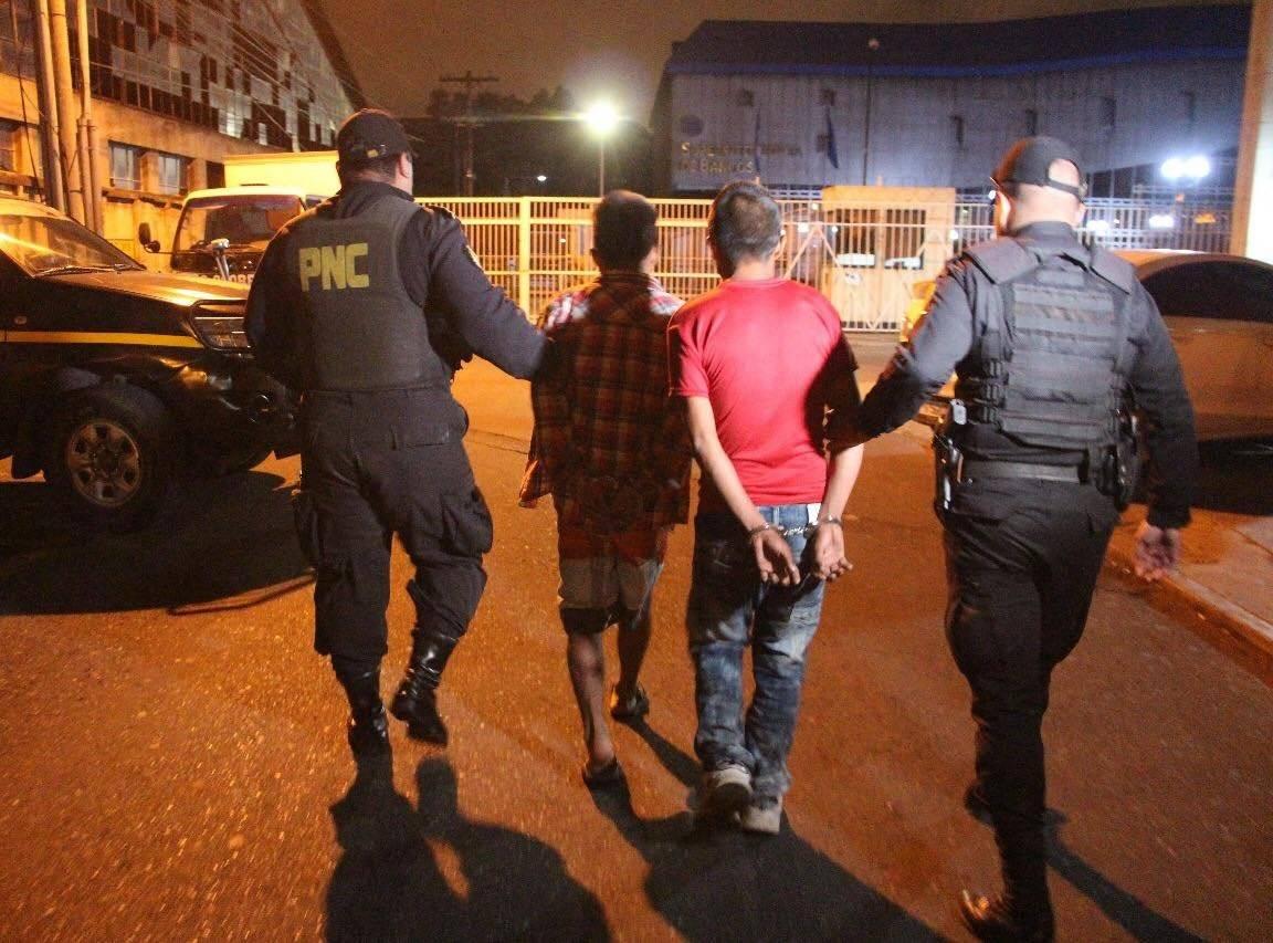 capturados en zonas 1 y 4 por robar en semáforos
