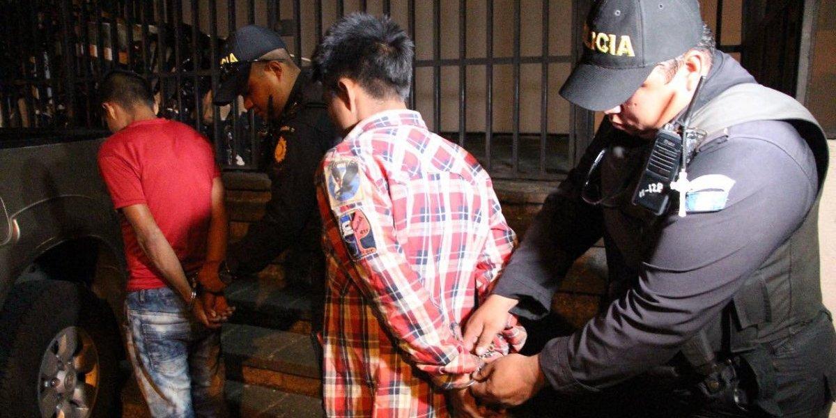 Teléfono robado a víctima delata ubicación de supuestos asaltantes y son capturados
