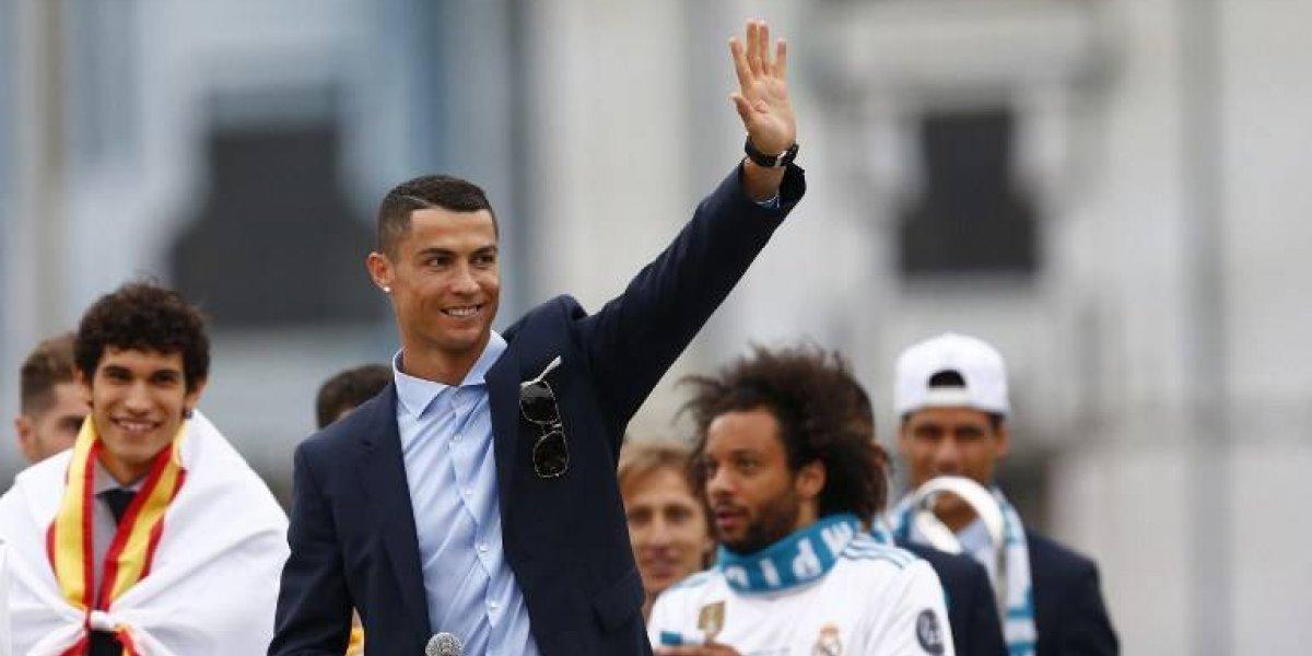 Esta es la carta de despedida de Cristiano Ronaldo a la afición del Madrid