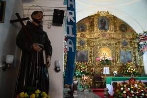 celebración y feria por la Virgen del Carmen