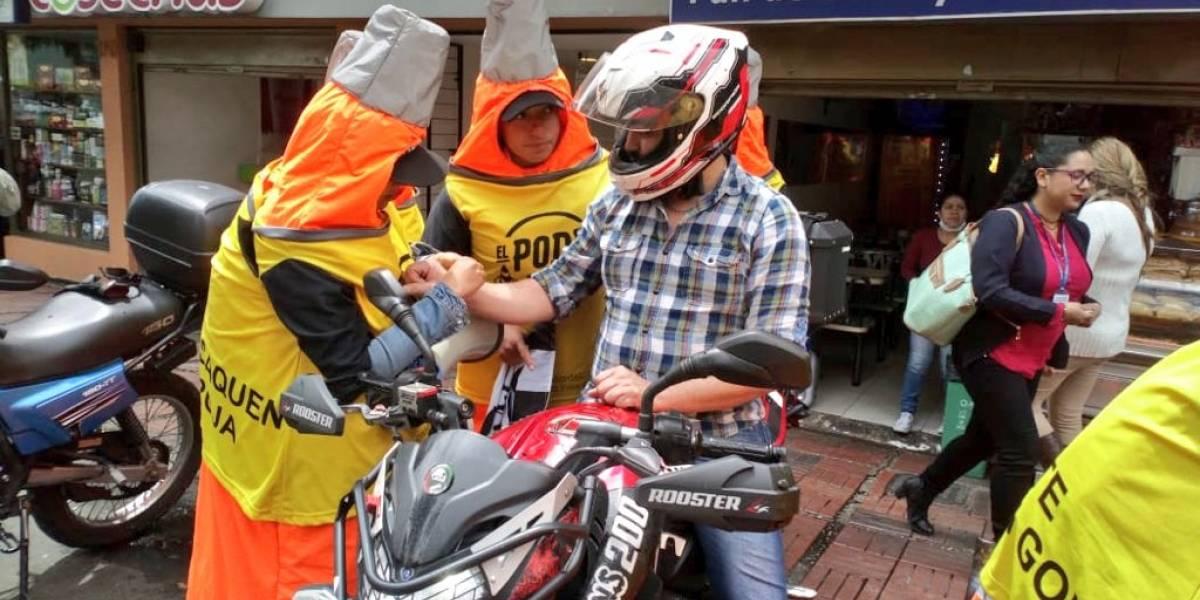 Desde el Concejo de Bogotá advierten que la campaña 'El Poder del Cono' se rajó