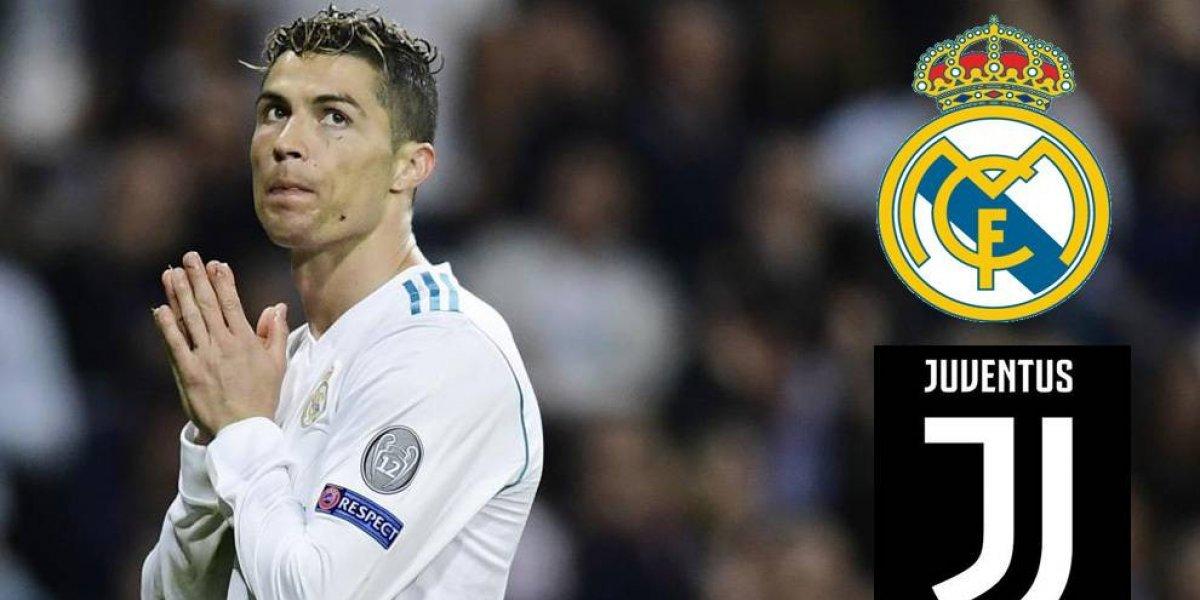 Cristiano deja el Real Madrid