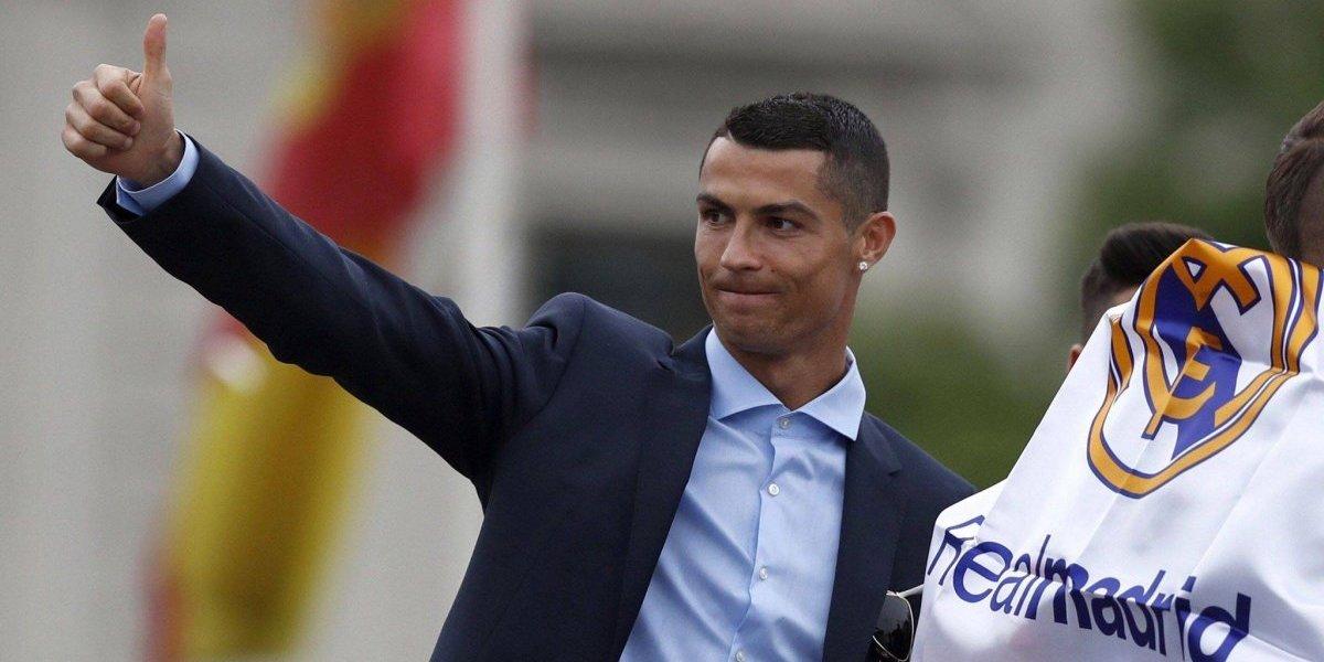 Así se despiden de Cristiano Ronaldo sus compañeros del Real Madrid