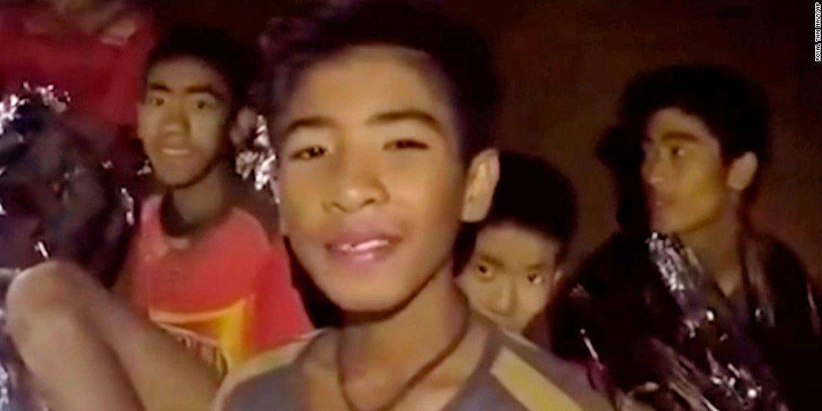 Los secretos del rescate de los niños atrapados en la cueva