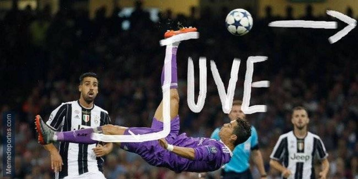 Despiden a Ronaldo del Real Madrid con creativos memes