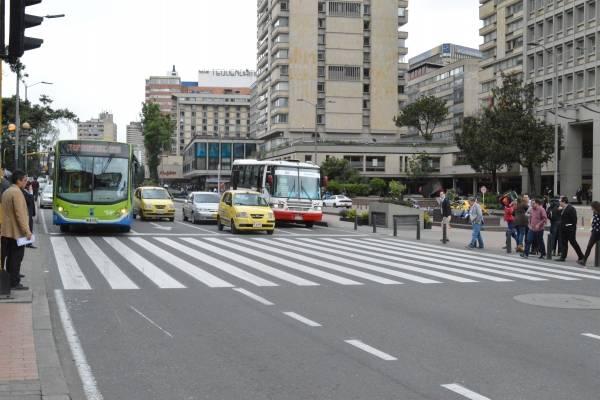 TransMilenio por la Séptima