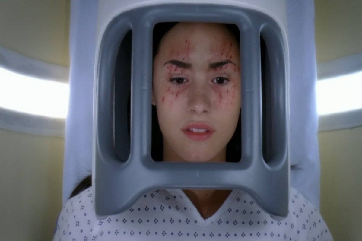Demi Lovato Greys Anatomy