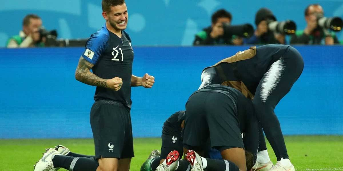 Copa do Mundo: França vence a Bélgica e está na final