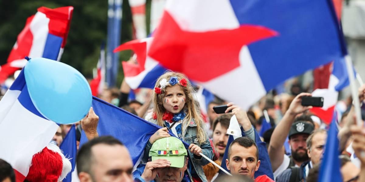 Francia vs Bélgica: Los franceses llegan bailando a la semifinal de Rusia 2018