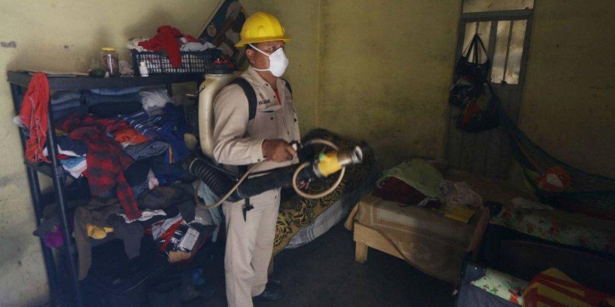 ISEM reportó 34 casos de dengue en el Edomex