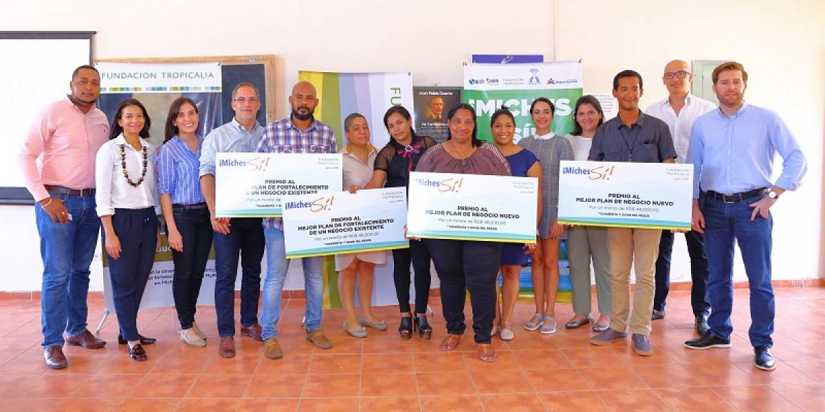 #TeVimosEn: Fundación Tropicalia celebra segunda edición del proyecto ¡Miches, sí!