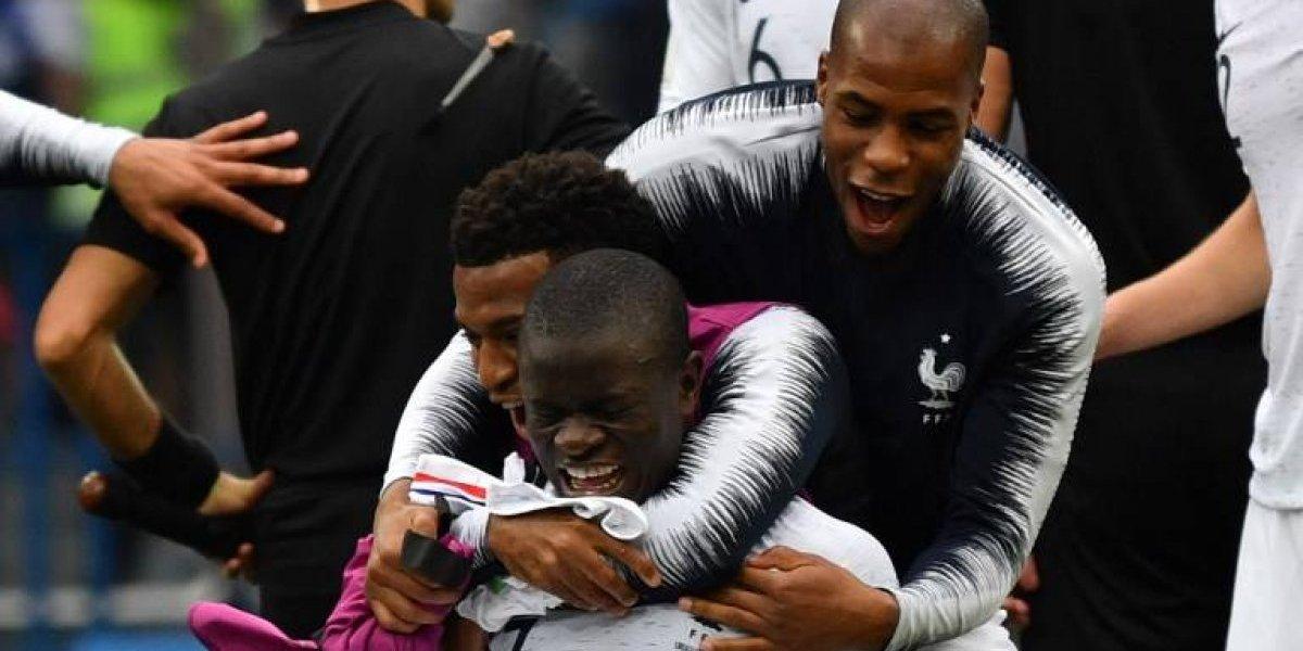 Tras visitar un club nocturno, jugadores de Francia protagonizan penoso incidente