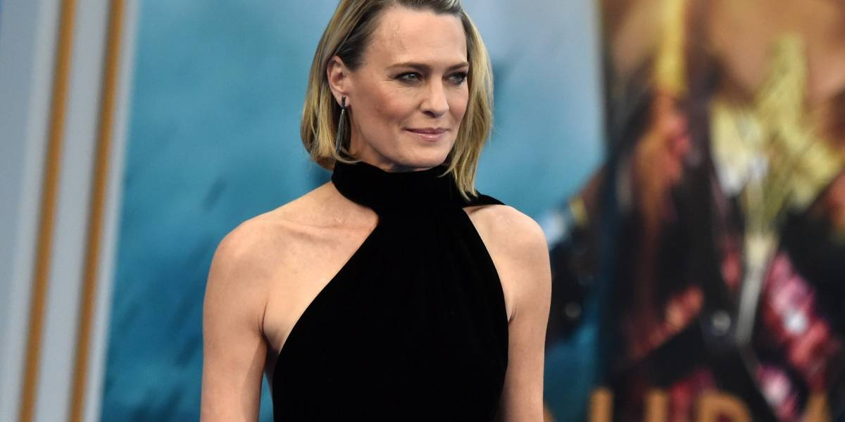 House of Cards: Robin Wright afirma que não socializava com Kevin Spacey
