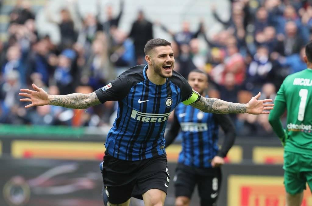 Mauro Icardi (Argentina). Tiene 25 años, milita en el Inter de Milán / Foto: Getty Images