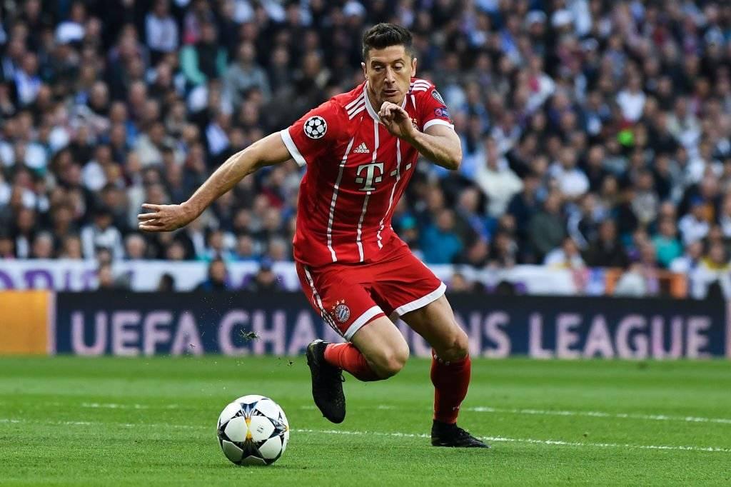 Robert Lewandowski (Polonia). Tiene 29 años, milita en el Bayern Munich / Foto: Getty Images