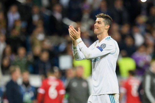CR7 deja el Bernabéu / imagen: Getty Images
