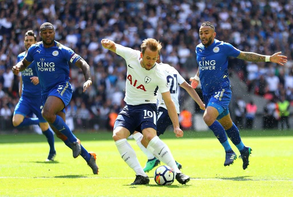 Harry Kane (Inglaterra). Tiene 24 años, milita en el Tottenham / Foto: Getty Images