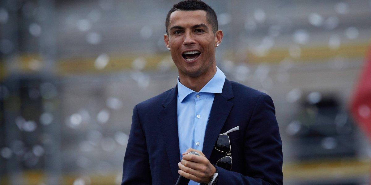 La burla de la Roma hacia Cristiano Ronaldo y la Juventus