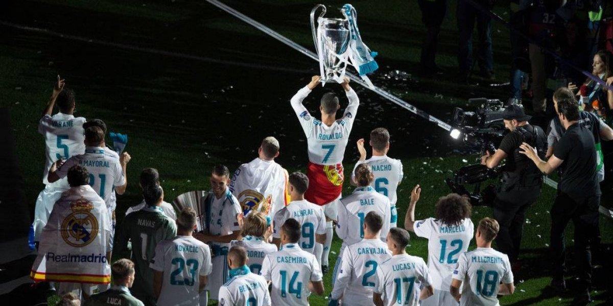451 razones para llorar que tienen los fans de Real Madrid