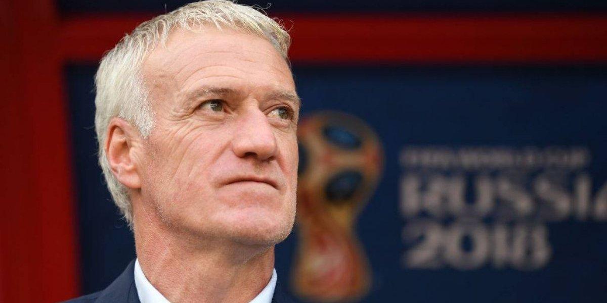 Campeones en la cancha y en la banca: Deschamps se unió a una exclusiva trinidad tras ganar Rusia 2018
